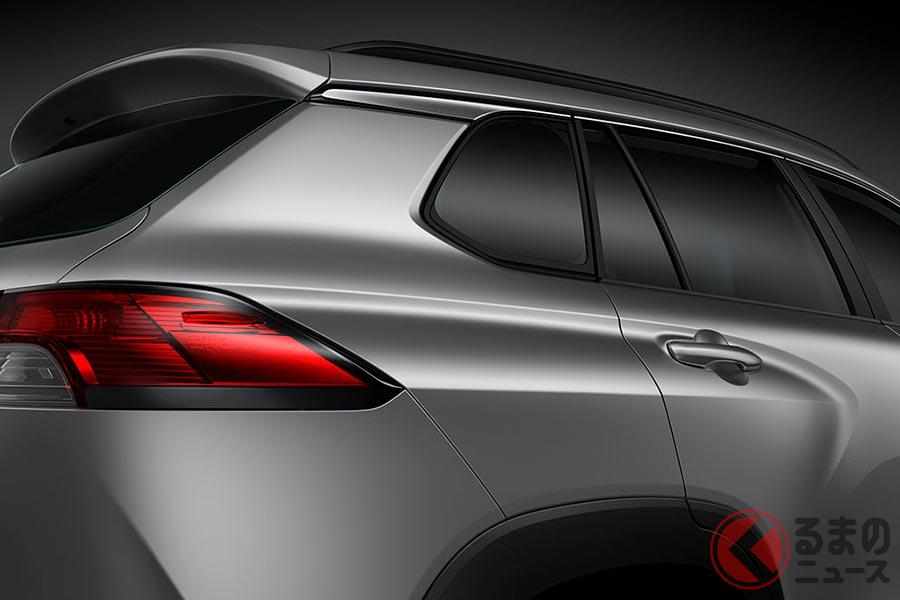 トヨタ新型「カローラクロス」世界初公開! カローラシリーズにSUVが登場!
