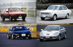 トヨタといえば6気筒……ばかりじゃない! 陰に隠れたトヨタの直4エンジンの「名機」4選