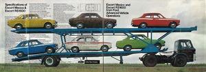 フォード・エスコートRS/ぼろは着てても心は錦、失礼、クルマはエンジンが命です【自動車型録美術館】第16回