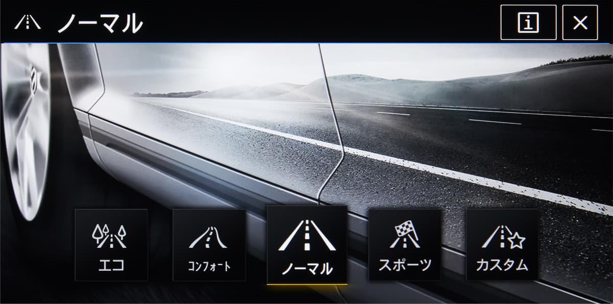 走りのモードが選べるDCC追加! VW 7 人乗りコンパクトミニバン限定車「ゴルフ・トゥーラン TDIプレミアム」発売