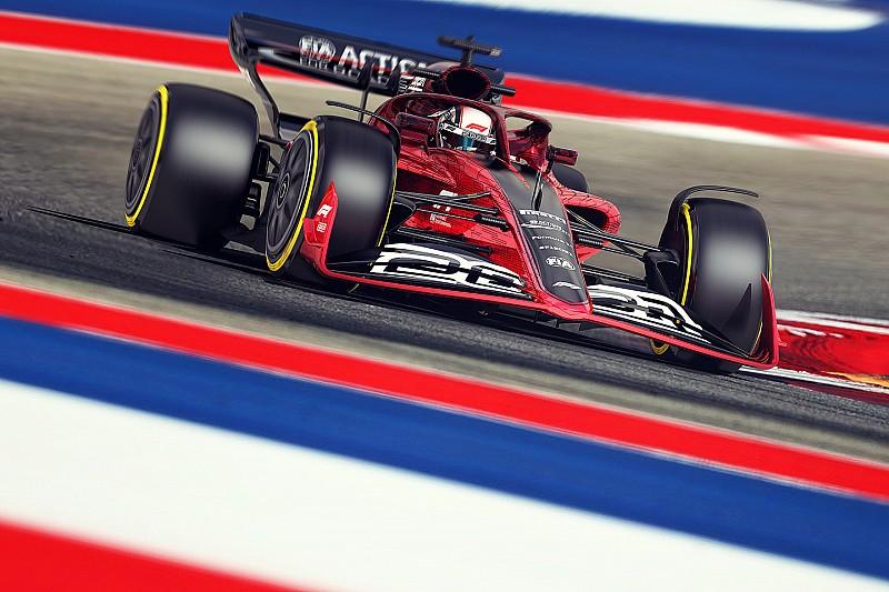 新レギュレーション下で誕生する2021年F1マシンは今より3.5秒遅い? FIA「良いレースを実現するために必要」