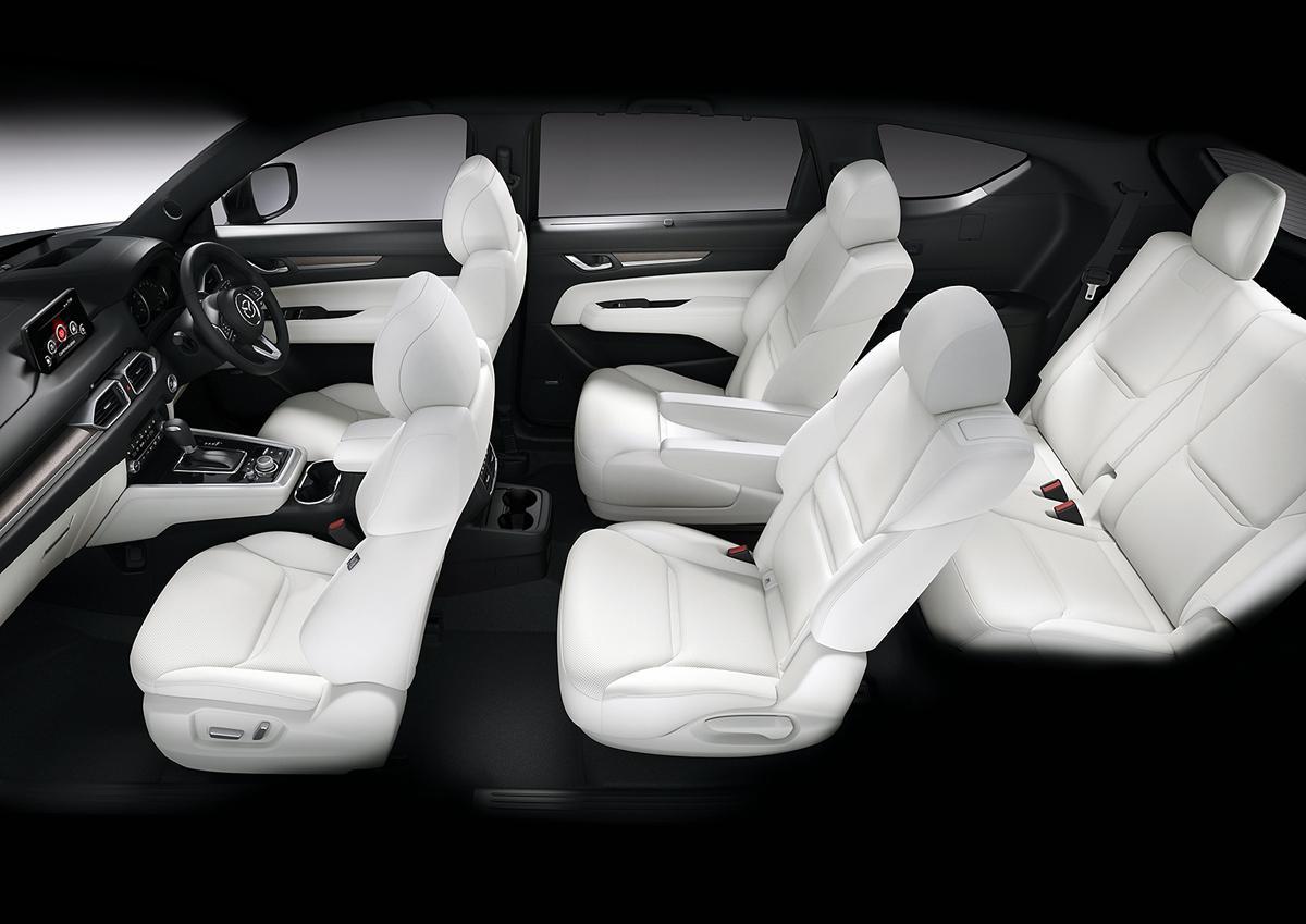 マツダの3列シートSUV「CX-8」が一部改良! 新グレードや特別仕様車も追加