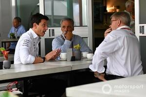 より持続可能なスポーツへ。F1上層部、現行メーカーの参戦継続に自信