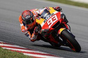 MotoGP:2020年シーズン最初の公式テストがセパンで開幕。オフシーズン中に右肩手術のマルケスは12番手でスタート