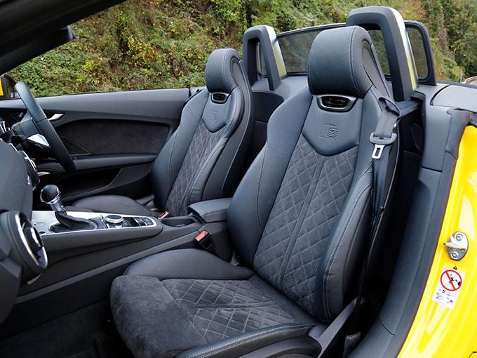 【試乗】アウディ TTロードスター|成熟した大人のオープンカー。サスペンションの動きに進化を感じる