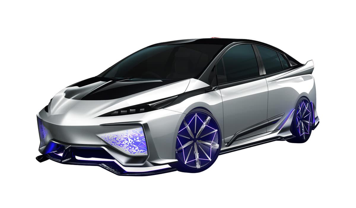 TRD&モデリスタ「大阪オートメッセ2020」に出展! オリジナルコンセプトカーを初披露