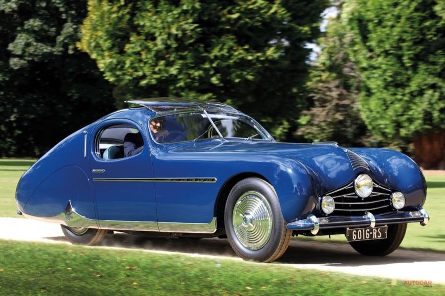 【優勝車の中から最高の1台を選ぶ】1958年製フェラーリ335Sスパイダー「最も素晴らしいクラシックカー」賞に輝く