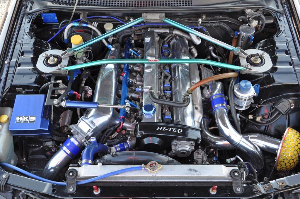 「コスパに優れる430馬力のR33スカイラインセダン」RB25DETチューンのお手本スペック!