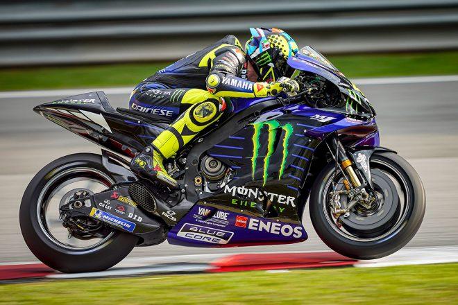 MotoGP:ロッシ「マシンに対するフィーリングはかなりポジティブ」/セパンテスト1日目コメント