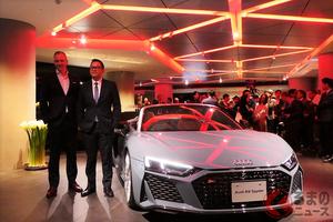 世界で6店舗目!デジタルとリアルを融合したアウディ正規販売店「Audi City 紀尾井町」がオープン
