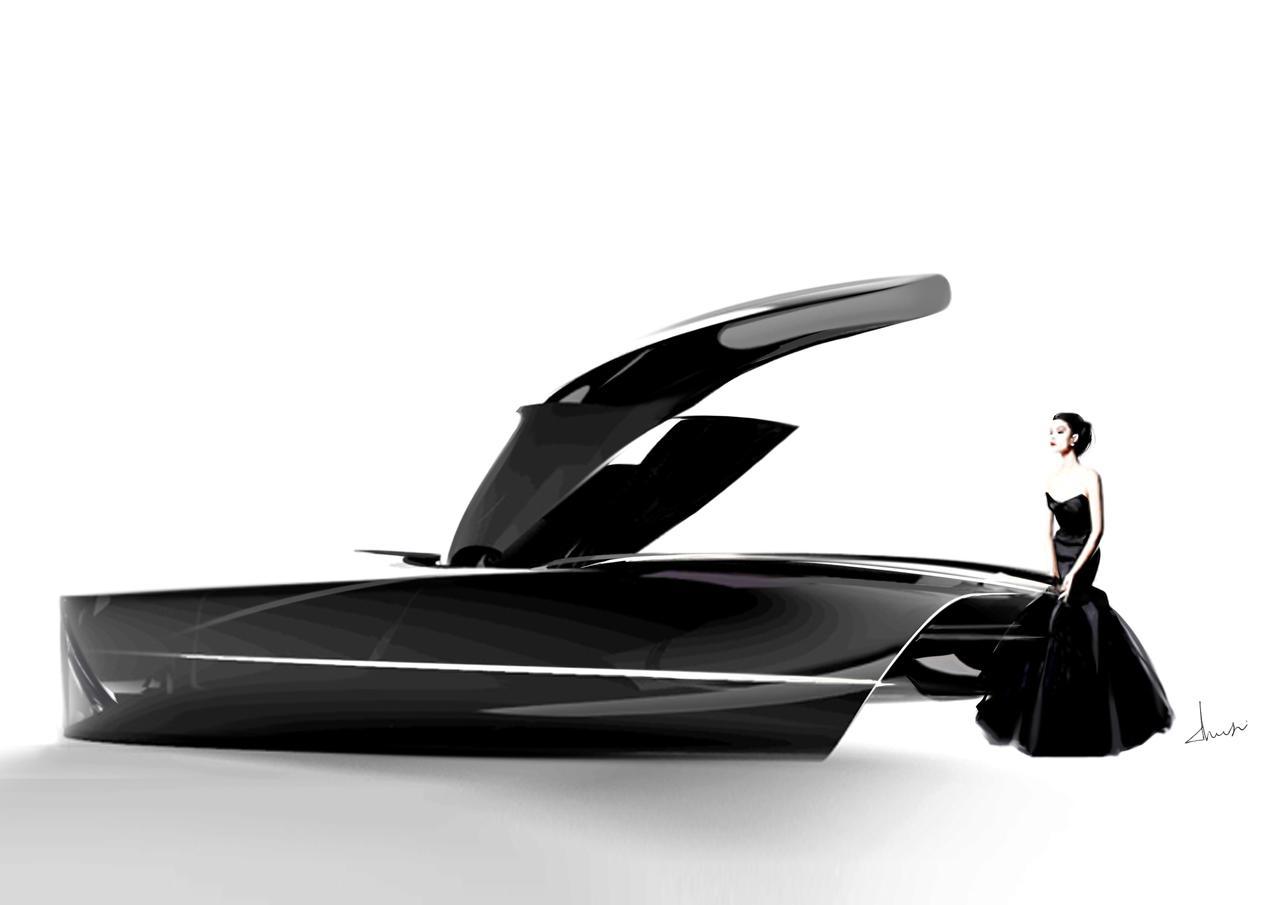 【トピックス】2050年の高級車はどうなっているのか、英研究機関の予測が面白い