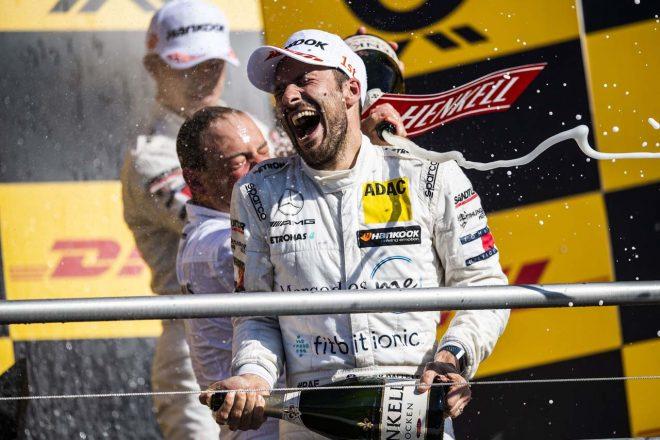 DTM第20戦:ラストが6連勝も、メルセデスのパフェットが13年ぶり2度目の戴冠