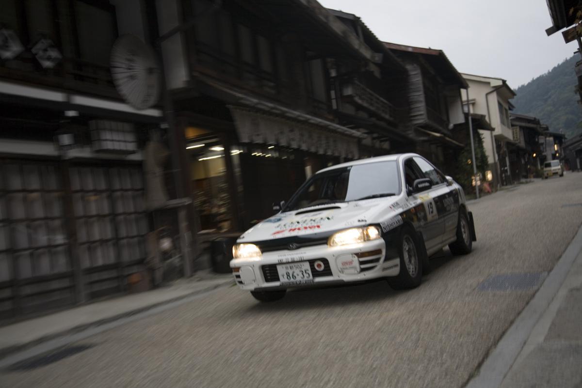 日本ラリー界の誇れるイベント「レジェンド・オブ・ザ・ラリー」が開催