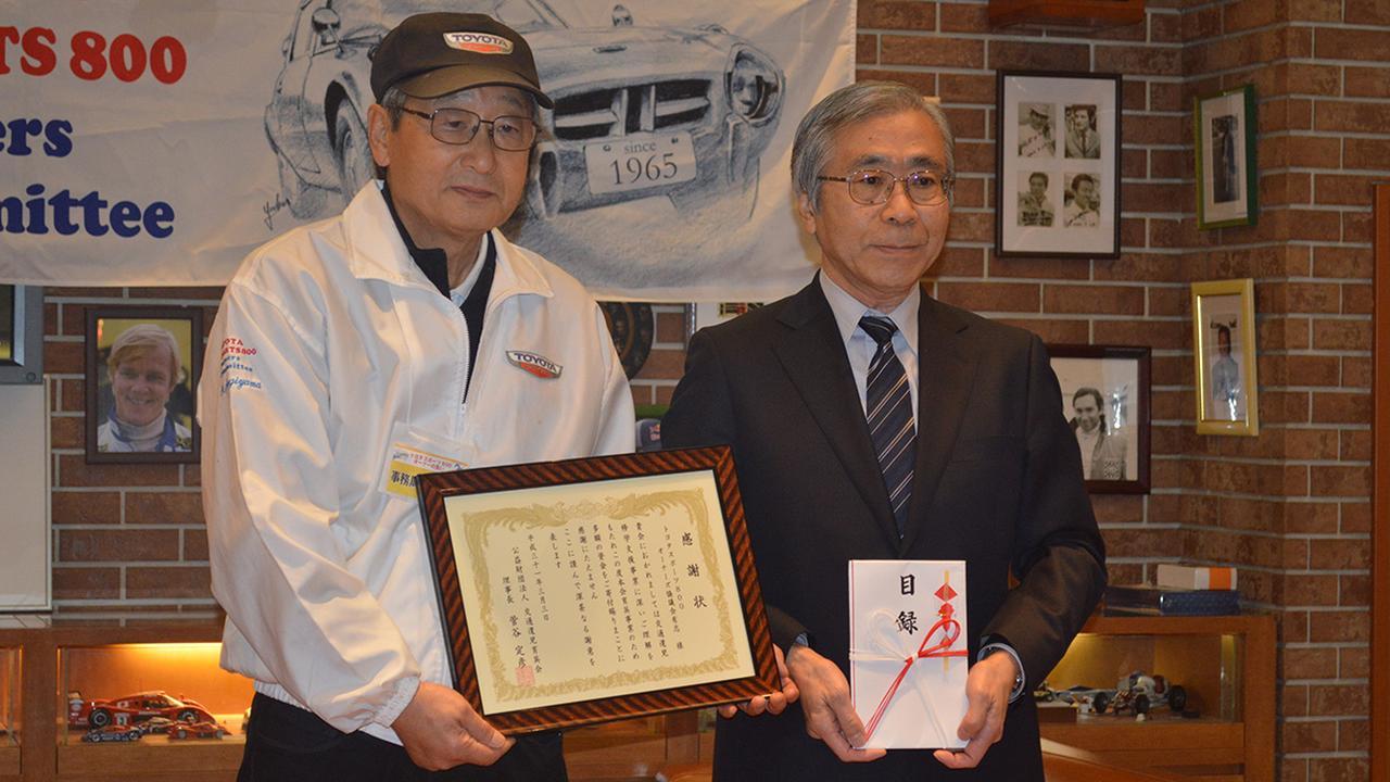 トヨタ スポーツ800オーナーズ イベントに、60年代のメイド イン ジャパン2シータースポーツが大集合