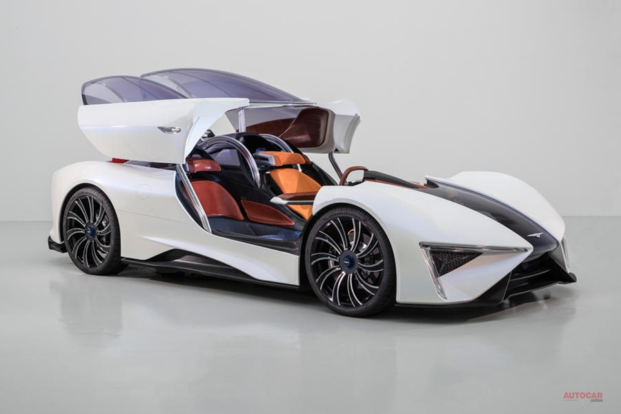 EV用タービン 中国テックルールズ、2019年内量産へ 乗/商用車に採用