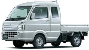 スズキがリクライニングできる軽トラック「スーパーキャリイ」を発売
