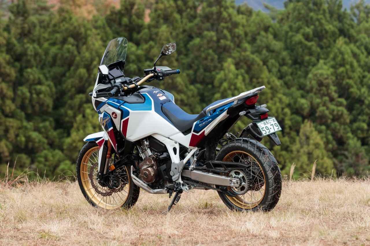 【動画あり】Honda CRF1100L AFRICA TWIN「第二章は深化論。」 (松井勉)♯Web Mr.Bikeインプレッション