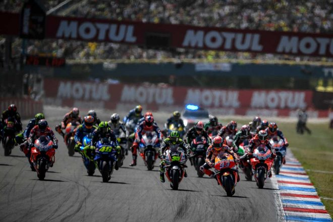 MotoGP:2019年の暫定エントリーリストが発表。7人の日本人がフル参戦