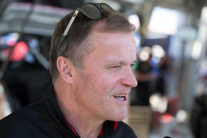 WRC:トヨタ、オーストラリア初日でラトバラが3番手。「タイトル獲得へ良い展開」とマキネン