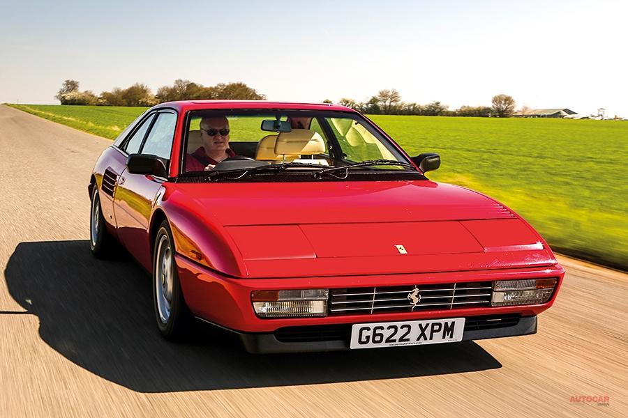 フェラーリ・モンディアル 2+2にV8エンジン 現代にはない上品さ