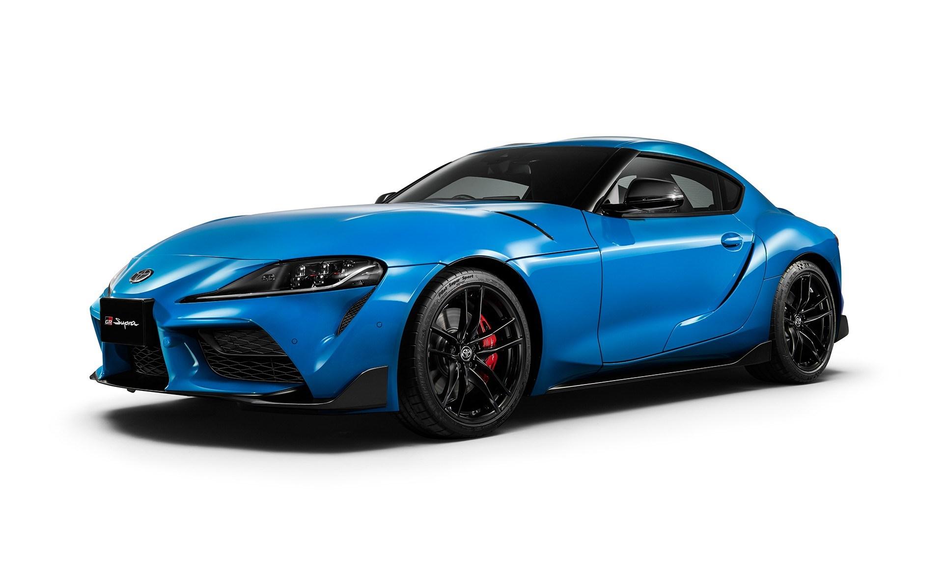 スープラRZのエンジン出力が47PSアップ、限定色の特別仕様車も登場