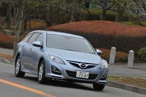 Mazda6のご先祖!  マツダ・アテンザスポーツワゴン(2010年1月~2012年11月)|中古車選びに役立つ「当時モノ」新車レビュー&試乗記