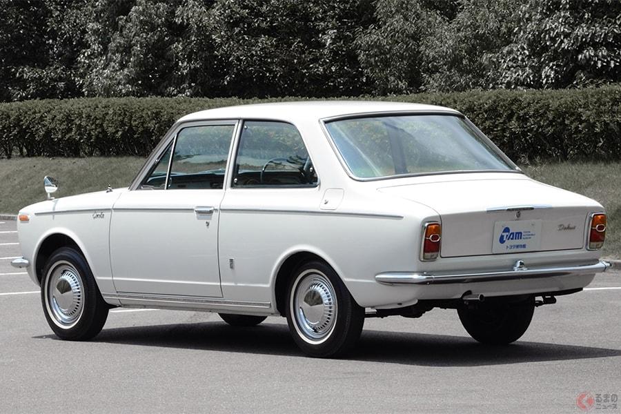 マイカーが夢から現実になった! 昭和の偉大な国産大衆車5選