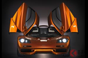 スーパーカー新時代を築いたマクラーレン「F1」とブガッティ「EB110」は、ハイパーカーの予言だった