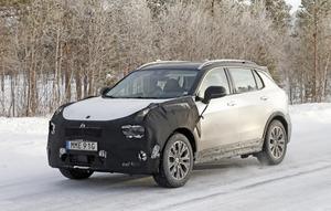 【スクープ】137秒で6,000台を受注した中国発の人気SUV、「01」の改良版を捕捉!