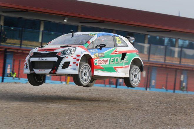 世界ラリークロス:元WRCドライバー、ジジ・ガリ率いるGGRXが2019年参戦に向け始動