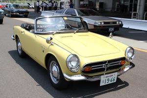 往年のスポーツカー14台に乗れる! トヨタMEGA WEBで「ヒストリックカー同乗試乗会」開催