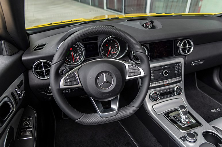 メルセデス・ベンツ SLCにフィナーレを飾る限定車。本国で発表