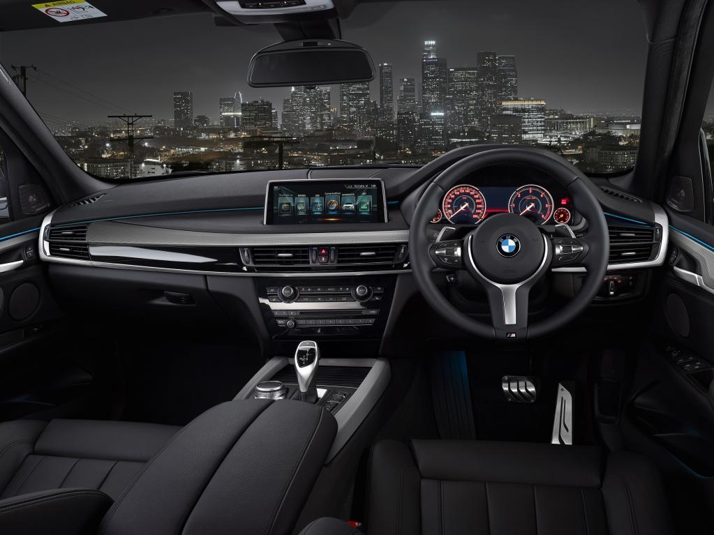 BMW X5に乗るならこれくらい尖っていたい、という人向けの限定車が登場
