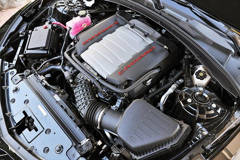 6.2リッターV8 OHVエンジンをカジュアルに楽しめる シボレー カマロ SS