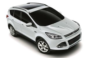 フォード コンパクトSUV「クーガ」を改良 2.0L、1.5 Lエコブーストエンジンを新採用