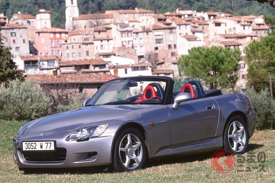 ホンダ創業50周年記念として登場した名車「S2000」ってどんなクルマだった?
