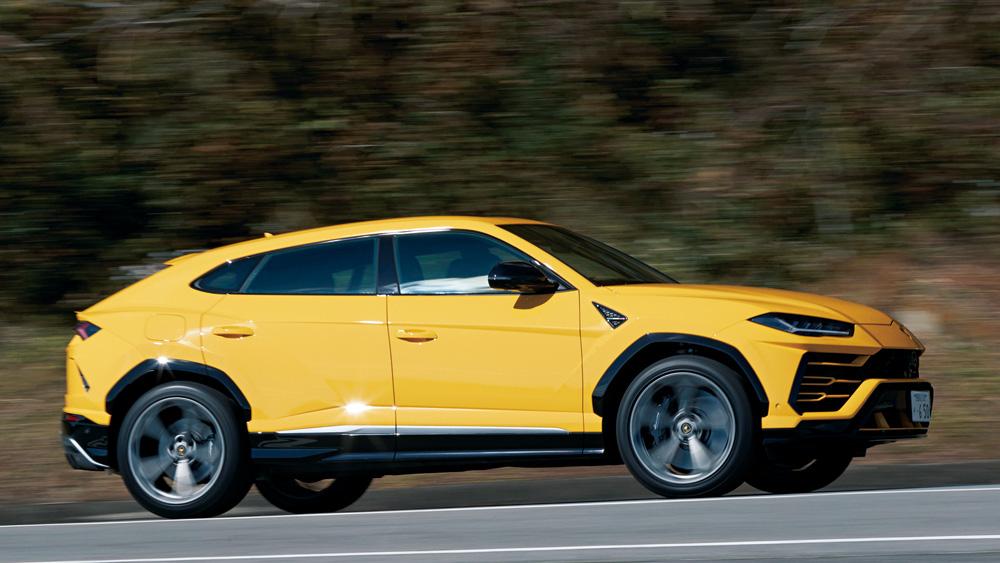 【2019上半期新型車総点検】ブランド拡充のために造られたランボルギーニのスーパーSUV「ウルス」