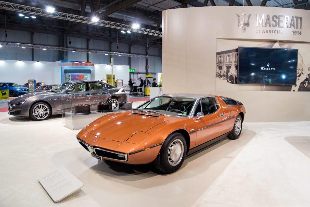 「マセラティ ボーラ」ミッドシップのグランドツアラー(1971)【名作スーパーカー型録】