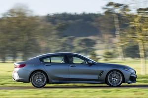 【8シリーズの一番人気予想】BMW 840d グランクーペに試乗 320psディーゼル