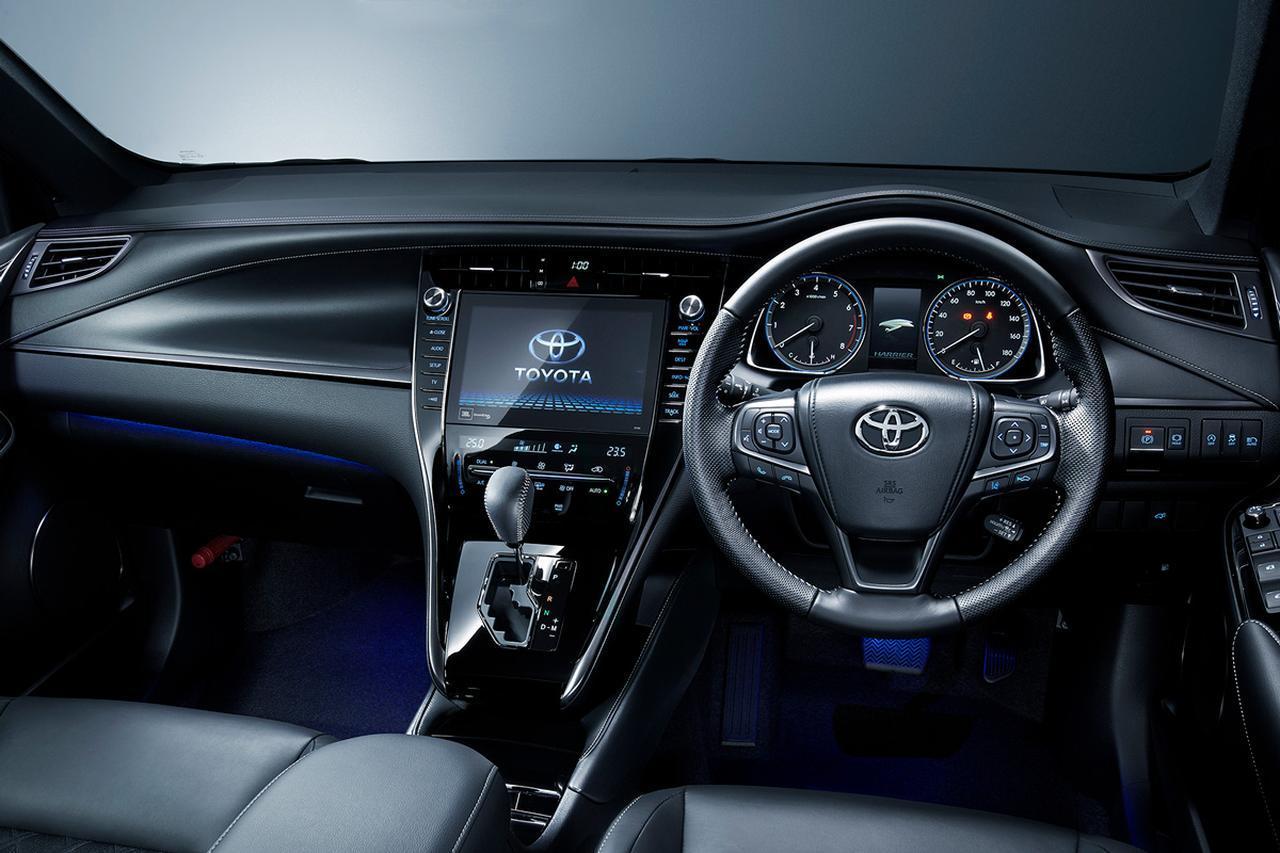 トヨタが黒を基調したハリアーの特別仕様車「プレミアム スタイルノアール」発売
