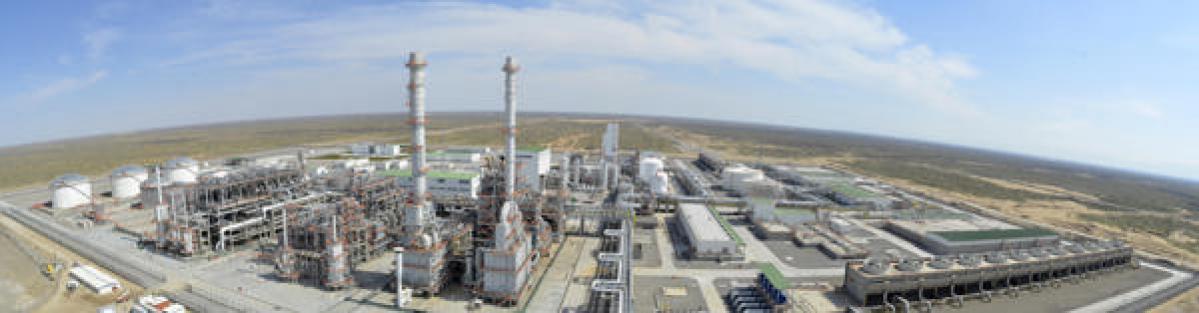 川崎重工:世界最大のガス・ツー・ガソリン(GTG)プラントがトルクメニスタンで完成