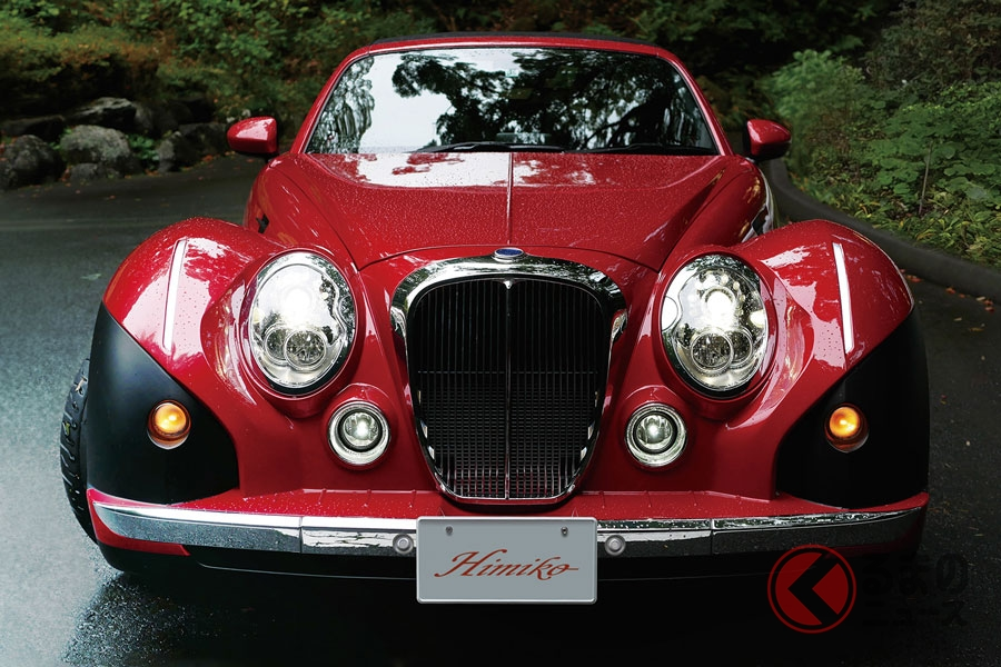 """国産車最高峰の""""狼の皮を被ったヒツジ"""" 光岡「オロチ」はどんなスーパーカーだったのか"""