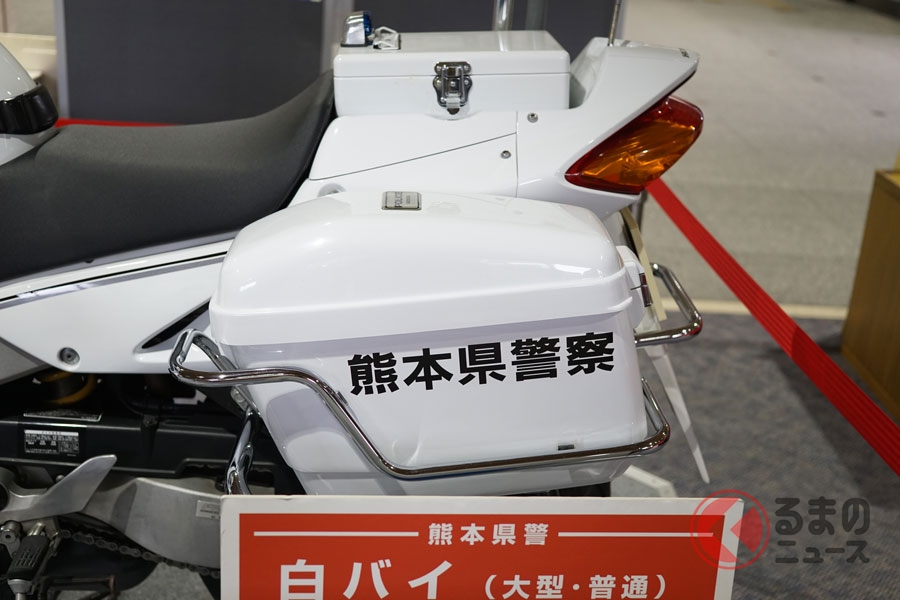 なぜパトカーに手書き文字を採用? 超個性的パトカーを熊本県警が配備する理由とは