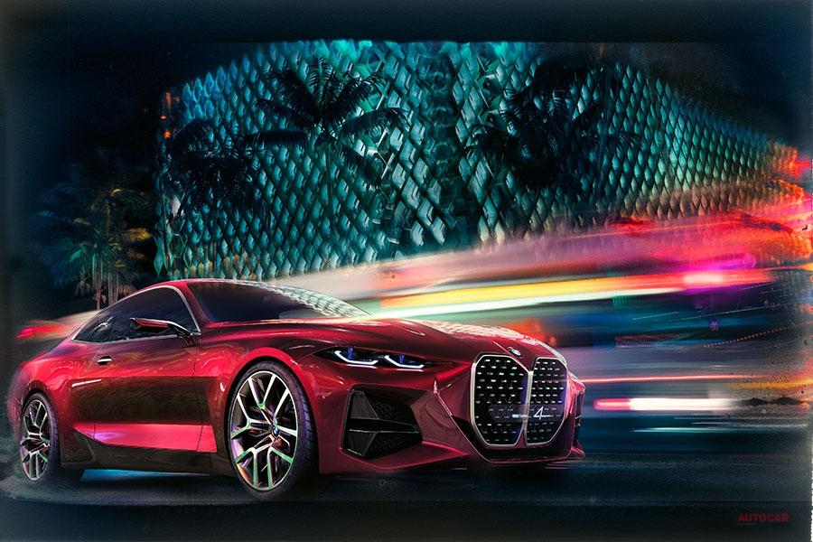 新型BMW 4シリーズ どうしてキドニーグリル大型化? デザイナーQ&A