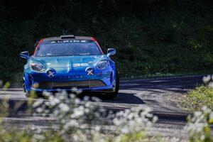 ジェントルマンドライバーに朗報! 競技専用の「アルピーヌA110 ラリー」が登場