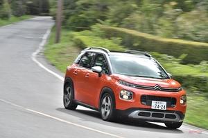 試乗 シトロエンC3エアクロス 新小型SUVの走り/内装/サイズを評価