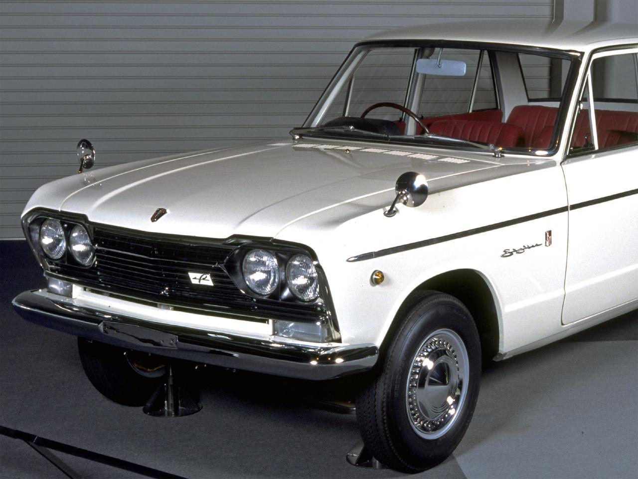 連載!【昭和の名車 05】プリンス・スカイライン 2000GT(昭和40年:1965年)