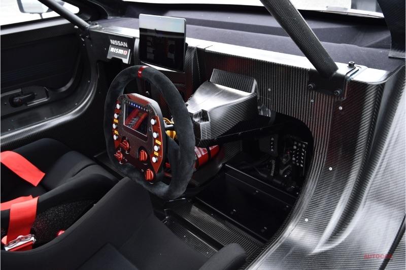 試乗 日産リーフの名を冠した純粋なレーシングマシン「ニスモRC02」