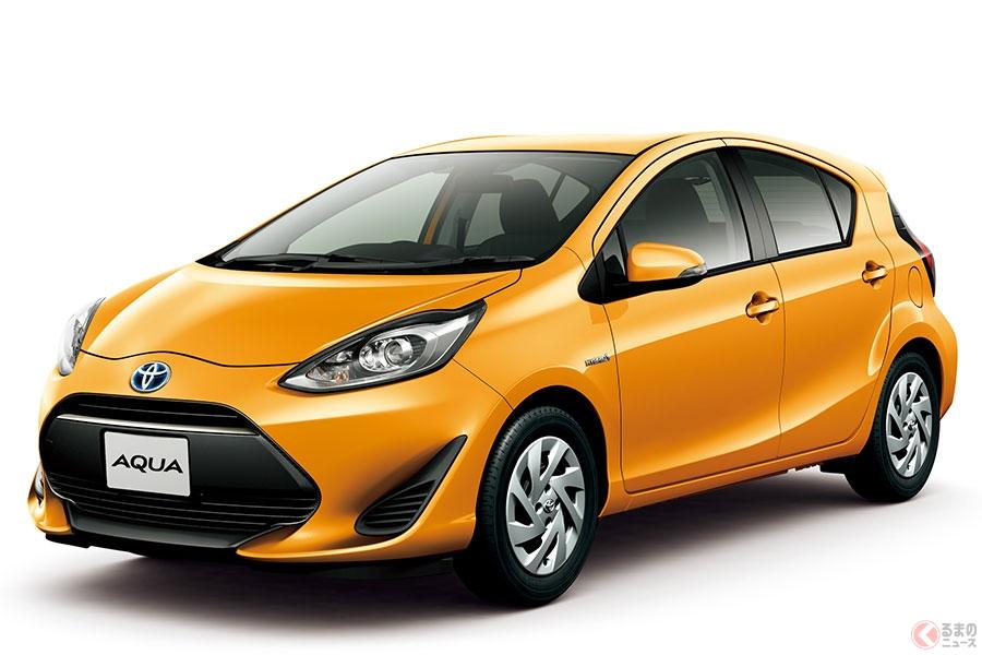 トヨタ「アクア」 中古情報から燃費・価格までを紹介