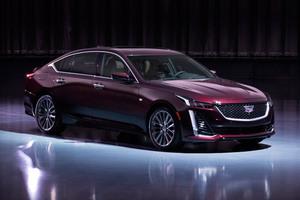 【ニューヨーク国際オートショー2019】GM 半自動運転「スーパークルーズ」のキャデラックCT5発表